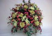 Superbe composition florale