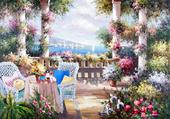 magnifique terrasse