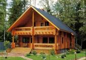Magnifique Maison en Bois