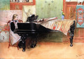 Puzzle jeube pianiste