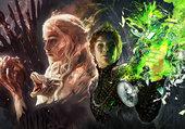 Cersei/Daenerys