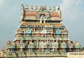Les temples du Tamil Nadu en Inde