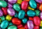 petit œuf au chocolat