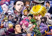 Hunter x Hunter York Shin