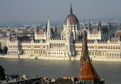 Budapest - Le Parlement