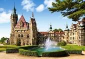 Le château de Moszna