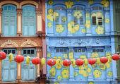 Shophouses à Chinatown