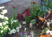 Puzzle Jardin fleuri