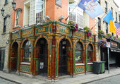 Dublin - quartier Temple'bar