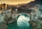 Puzzle Mostar, Bosnie-Herzégovine