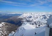 les pyrénées vue du Pic du Midi