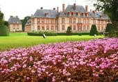 Château de Breteuil dans les Yvelines