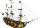 hms victory,voilier amiral de Nelson