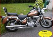 Suzuki intruder 125 cc