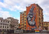 Puzzle quartier il pigneto à rome
