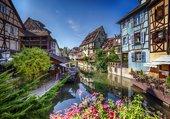 Une vue d Alsace