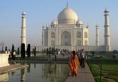 Le Taj Mahal - Inde du Nord