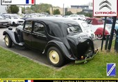 Citroën Traction 11cv Malle Raoul