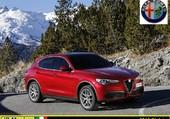 Puzzle Alfa-Romeo Stelvio