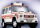 Classe G Ambulance
