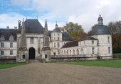 Château en Bourgogne