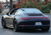 911 Targa 4 GTS 991