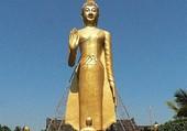 statue du magnifique Bouddha