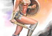 Puzzle Wonder Woman