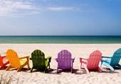 Les chaises-longues