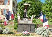 Autel dédié à Ste Thérèse