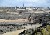 Puzzle Saint Malo - Grande marée