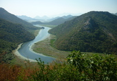 vallée du Montenegro