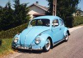 Puzzle Volkswagen type1