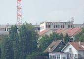 L'hôpital et les grues 1