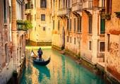 Piccolo canale, Venice
