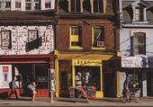 rue commerçante à Toronto