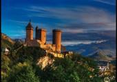 chateau médieval de Foix