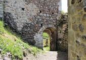 entrée medievale