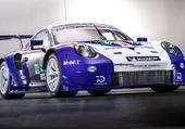 911 RSR Le Mans2018
