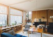 the Aalto House en suéde