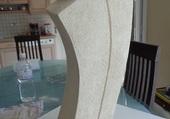 sculpture terre cuite