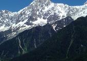 Aiguille du Midi.