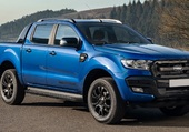 Puzzle ford ranger