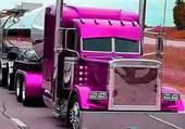 Camion pour femme seulement