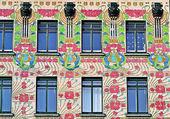 Puzzle Architecture viennoise