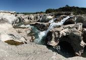 Puzzle Les cascades du Sautadet