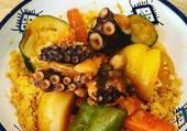 couscous poulpe