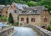 Puzzle Village Ancien Vieille Maison