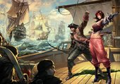 Pirates bataille navale