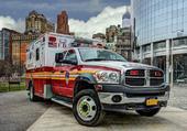ambulance Dodge